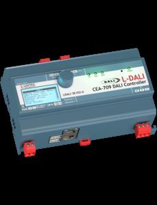 Loytec LDALI-3E102-U CEA-709/DALI Controllers, 2 kanaal