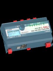 Loytec LDALI-3E104-U CEA-709/DALI Controllers, 4 kanaal