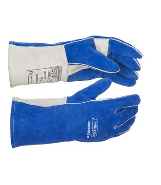 Comoflex split leather welding gloves 10-2087
