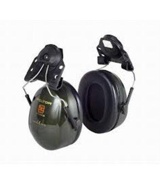 3M Peltor ear muffs Optime 2 for mounting on helmet