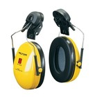 3M Safety Optime 1 Peltor earmuffs - Montage auf Helm