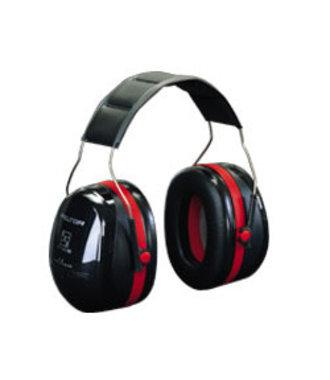 Optime 3 Peltor earmuffs - headband