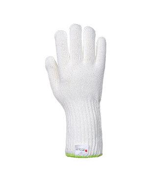 A590 - Heat Resistant 250˚ Glove - White - R
