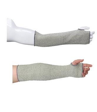 A690 - 18 Inch(45cm) Cut Resistant Sleeve - Grey - R