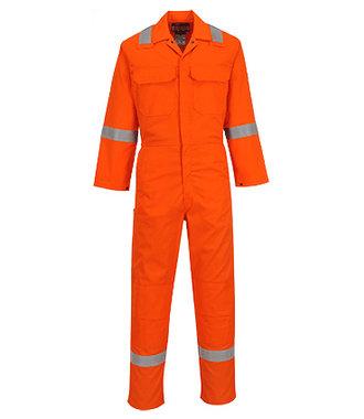 BIZ5 - Bizweld Iona Overall - Orange - R