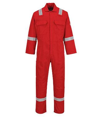 BIZ5 - Bizweld™ Iona Overall - Red - R