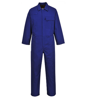 C030 - CE Safe-Welder Coverall - Royal - R