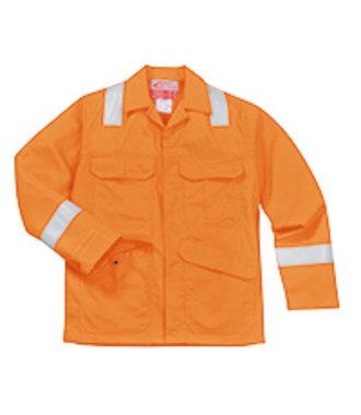 FR25 - Bizflame Plus Jacket - Orange - R