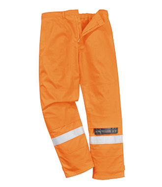 FR26 - Bizflame Plus Trouser - Orange - R