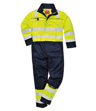 FR60 - Hi-Vis Multi-Norm Coverall - YeNa - R