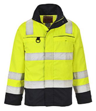 FR61 - Hi-Vis Multi-Norm Jacket - YeNa - R