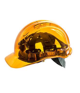 PV54 - Peak View Plus Hard Hat - Orange - R