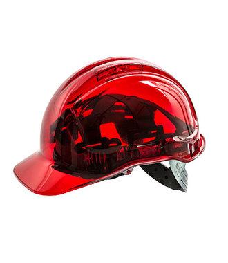 PV54 - Peak View Plus Hard Hat - Red - R