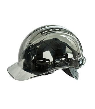 PV54 - Peak View Plus Hard Hat - Smoke - R