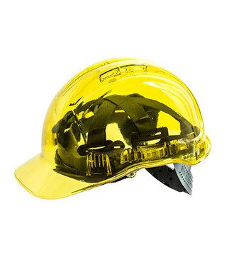 PV54 - Peak View Plus Hard Hat - Yellow - R