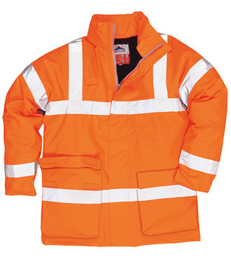 S778 - Parka Hi-Vis Respirant - Orange - R