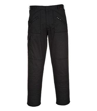 S887 - Pantalon Action - BlackS - S