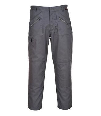 S887 - Pantalon Action - Grey T - T