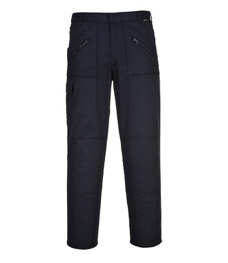S887 - Hose Action - Navy T - T