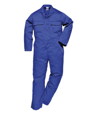 S999 - Euro Work Coverall - Royal - R