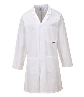C851 - Standard Coat - White - R