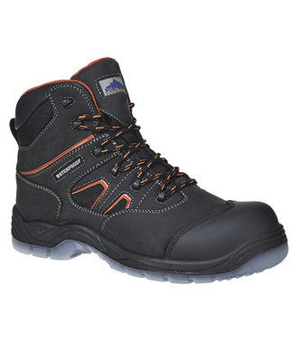 FC57 - Portwest Compositelite All Weather Boot S3 WR - Black - R
