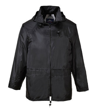S440 - Classic Rain Jacket - Black - R