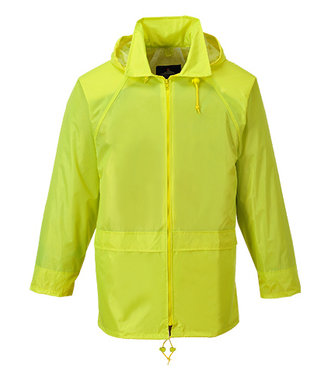 S440 - Classic Rain Jacket - Yellow - R