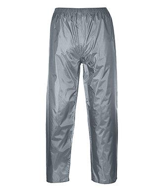 S441 - Klassische Regenhose für Erwachsene - Grey - R