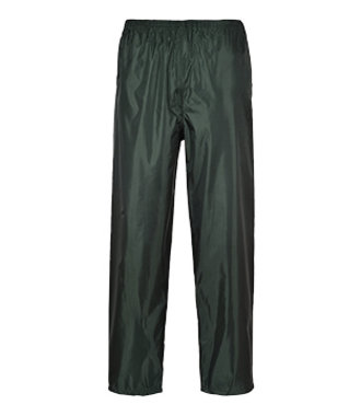 S441 - Classic Adult Rain Trousers - Olive - R