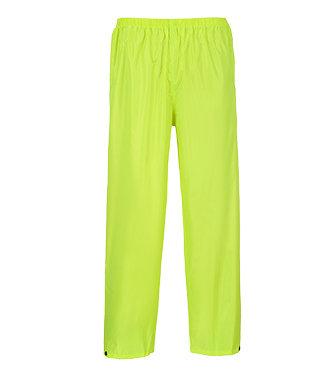 S441 - Classic Adult Rain Trousers - Yellow - R