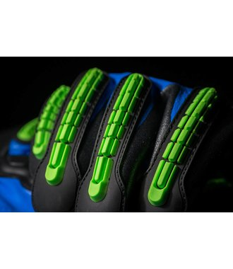 377IP gloves with oil grip and impact