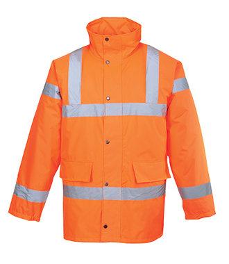 S460 - Hi-Vis Traffic Jacket - Orange - R