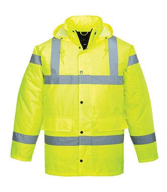 S460 - Hi-Vis Traffic Jacket - Yellow - R
