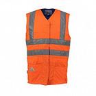 Techniche HyperKewl Orange High Vis Cat 2 cooling vest