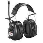 3M Safety Peltor ear muff with radio and MP3