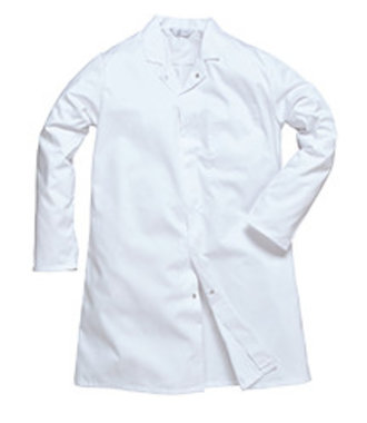 2202 - Blouse Homme Agroalimentaire - White - R