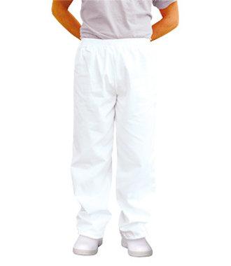 2208 - Pantalon taille elastiquée - White - R