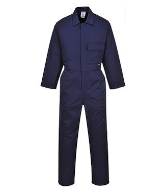 2802 - Standard Coverall - Navy - R