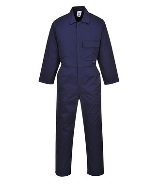 2802 - Standard Coverall - Navy T - T