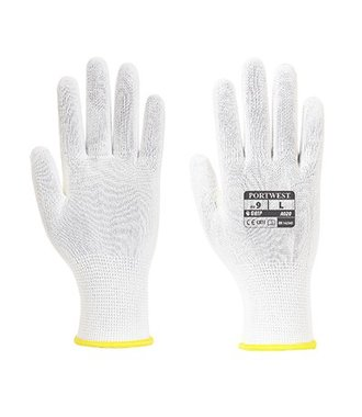 A020 - Assembly Glove - White - R