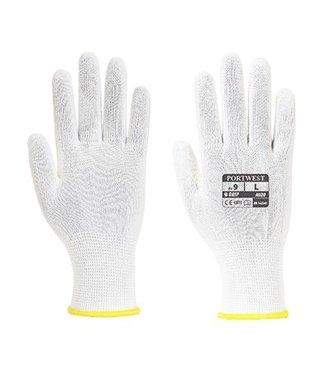 A020 - Montage Handschoen - White - R