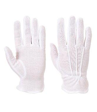 A080 - Microdot Glove - White - R