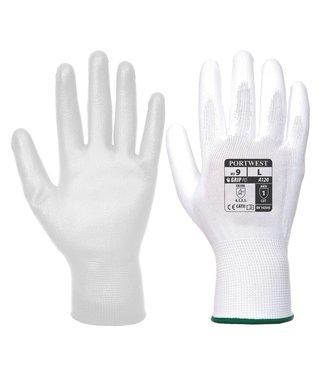 A120 - Gant enduit PU - White - R