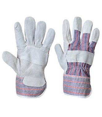 A210 - Canadian Rigger Glove - Grey - R