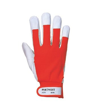 A251 - Tergsus Micro Glove - Red - R
