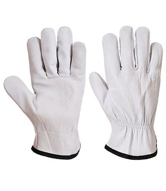 A260 - Oves Driver Glove - Grey - R