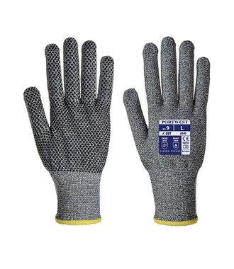 A640 - Sabre-Dot Glove - GreyGrey - R
