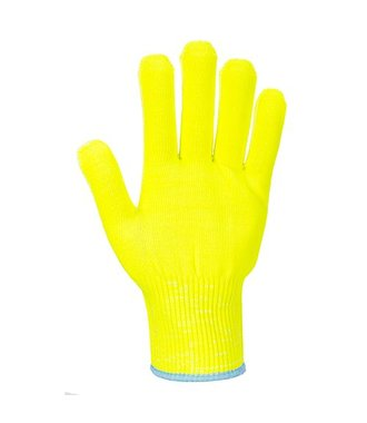 A688 - Pro Cut Liner Glove - Yellow - R
