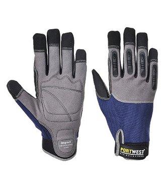 A720 - Impact - High Performance Glove - Navy - R